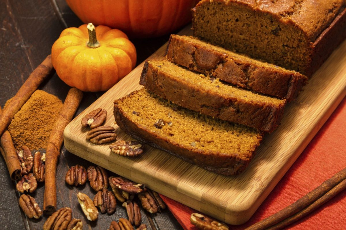 Treat Yourself with Pumpkin Bread - Mindful Living Network