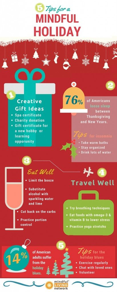 Mindful Holiday Tips