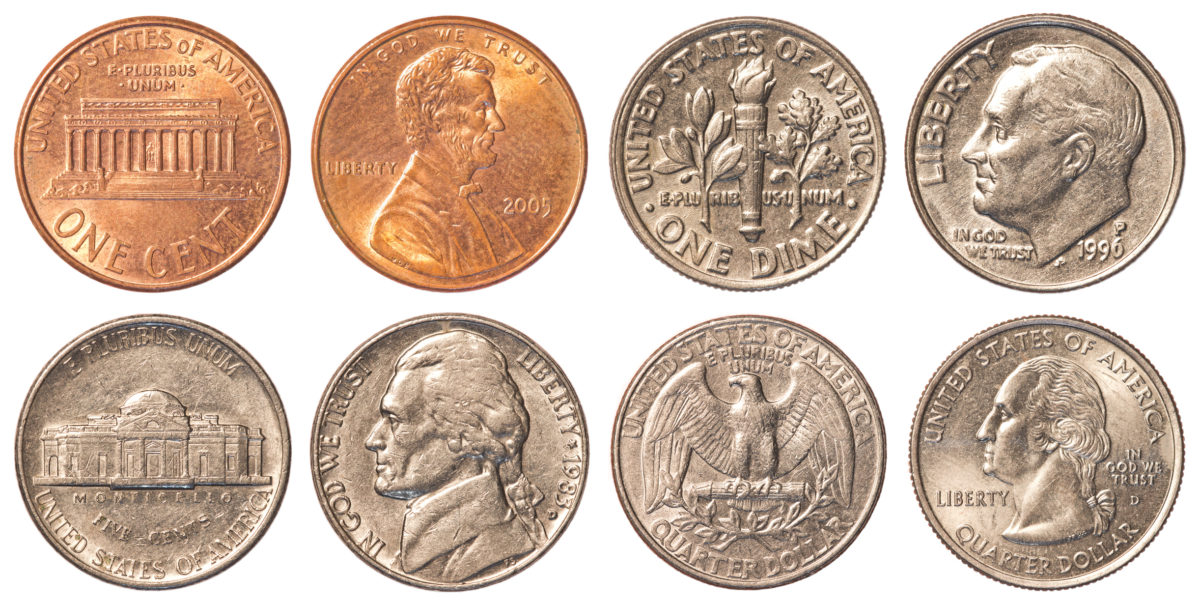 the history of money and currency in america Funded by a grant from take charge america, inc to the norton school of family and  the history of money is an article that describes the  paper currency.