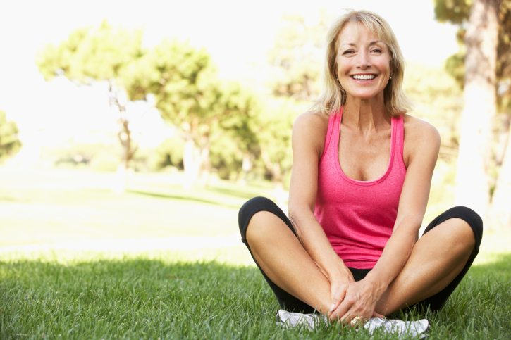 mindful exercise, ourmln, mindful living, exercise benefits, physical activity, healthy yoga poses