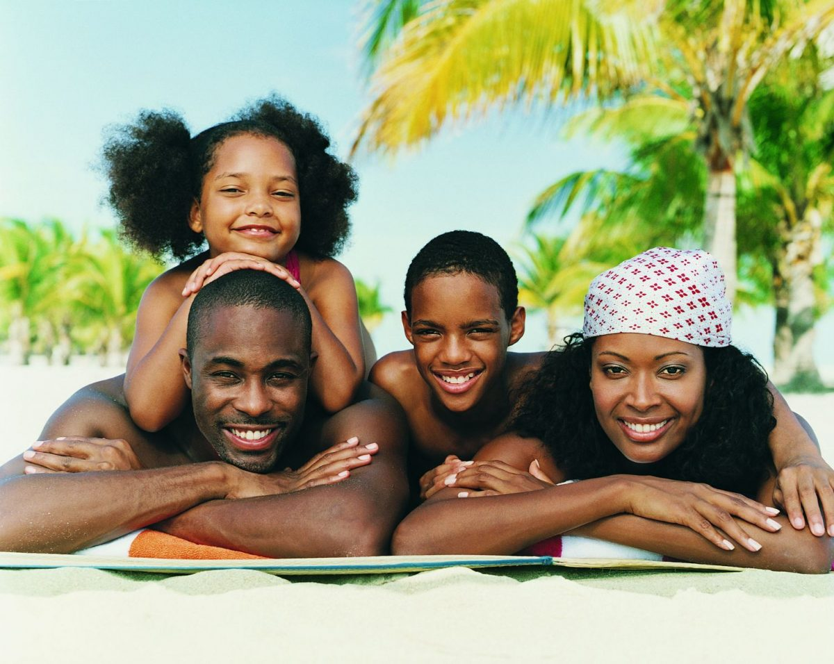Family Time Best Vacation Ever Perfect Meeting