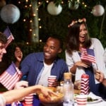 4th of july, celebration, mindful living everyday, unity in community, family conflict