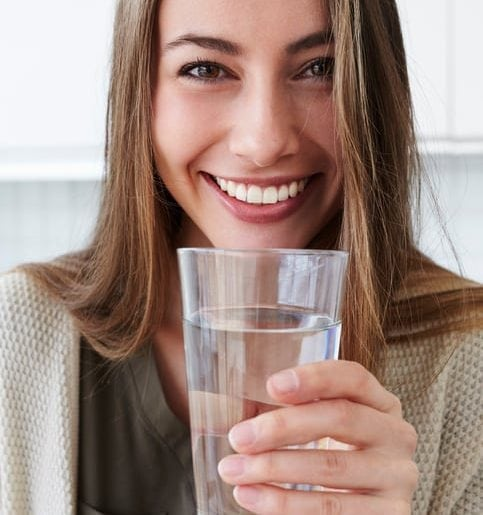 benefits of drinking water, glass of water, summer stress, stay hydrated