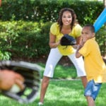 families that exercise, exercise together, families that exercise together